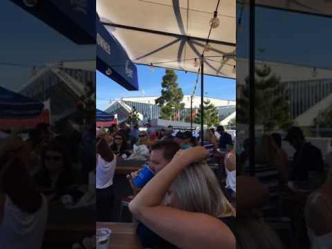Australian Open Coopers bar
