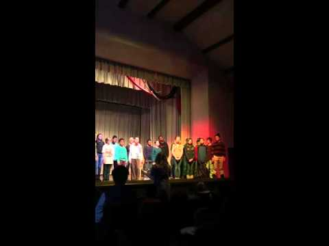 Detroit Waldorf School Middle School Choir