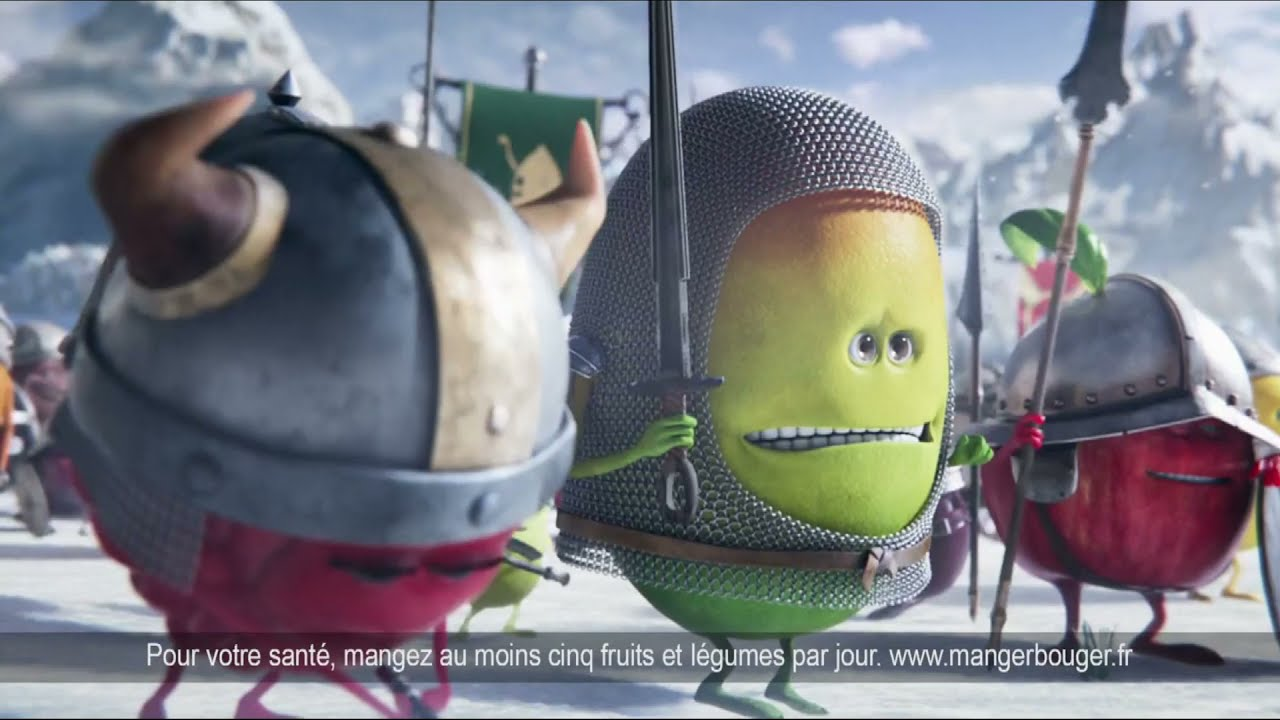 """Musique pub Nouveau Oasis Tropical – la bataille """"pour un monde encore plus fruiiiiiit""""  Juin 2021"""