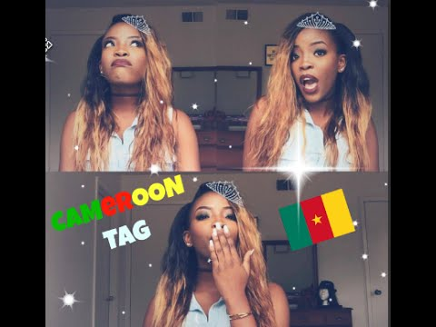 Cameroon Tag!