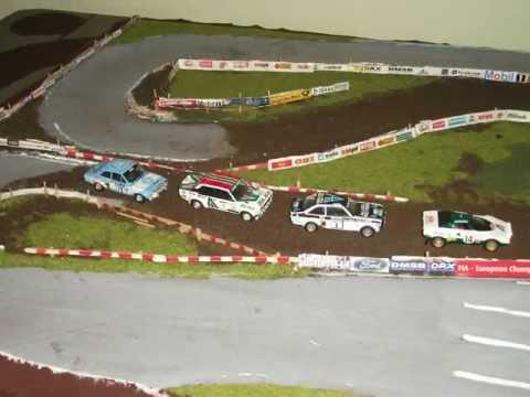 TRX3, Race 2, RallyCar,  1:43, Stop Motion