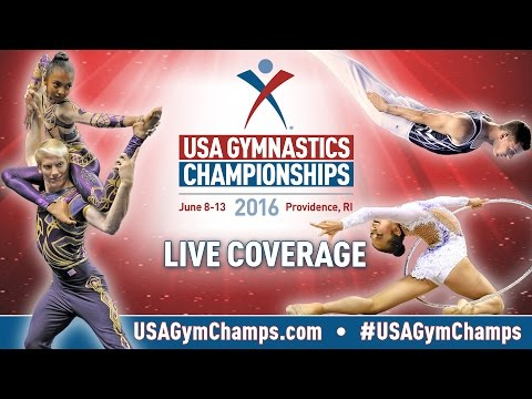 2016 USA Gymnastics Championships - Sr. Competition - Finals