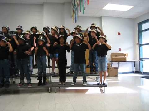 Hats Musical at Ridgeview Global Studies Academy 4