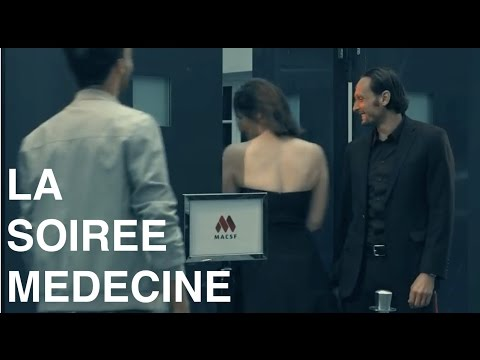 Vidéo La soirée médecine