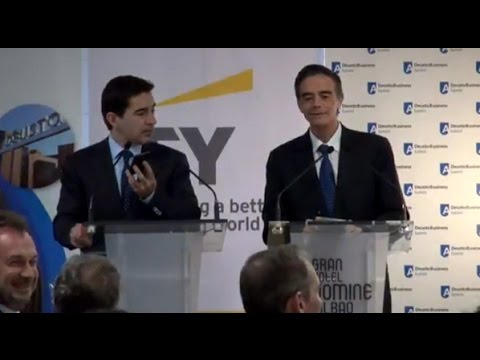 Debate: Comida Coloquio con Carlos Torres, CEO del BBVA