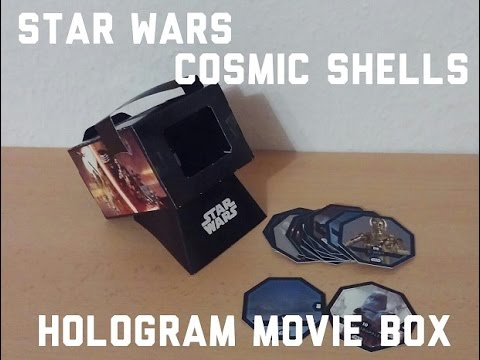 uk store classic fit run shoes Star Wars Force Awakens Cosmic Shells Movie Box