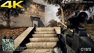 Battlefield Bad Company 2 Multiplayer 2018 4K 60fps (War Tapes)