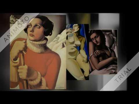 Tamara de Lempicka   PITTRICE ART DECO