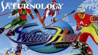 Saturnology - Winter Heat