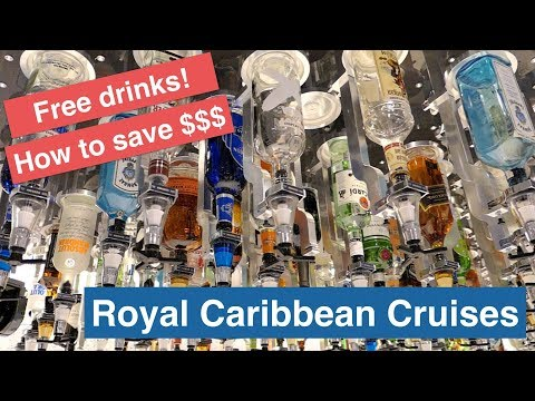 Drink Packages On Royal Caribbean