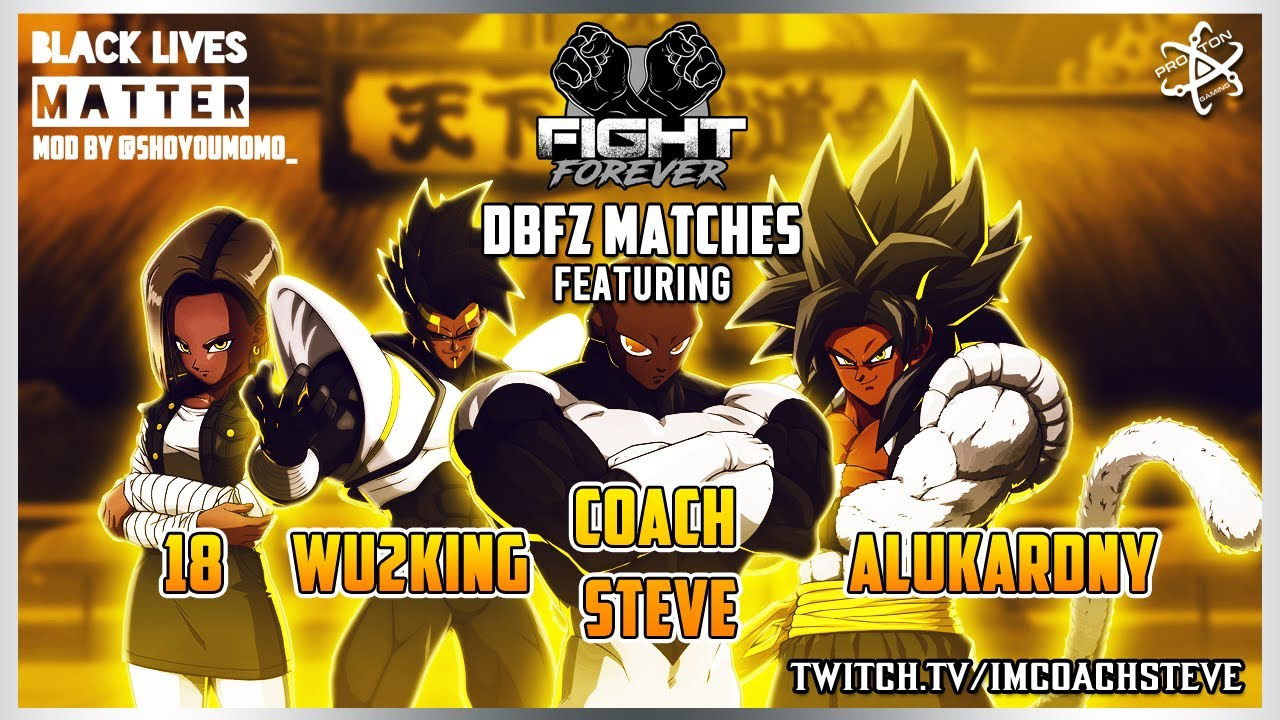 [DBFZ] Matches with Alukard, Wu2King and 18 featuring the latest B.L.M. mod pack (by ShoYouMomo)