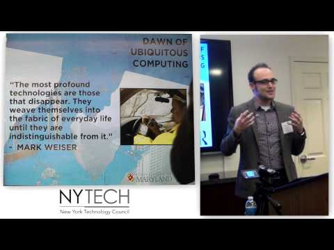 The Theory and Practice of Mobile UX (Part 1 of 4) - Jason Farman