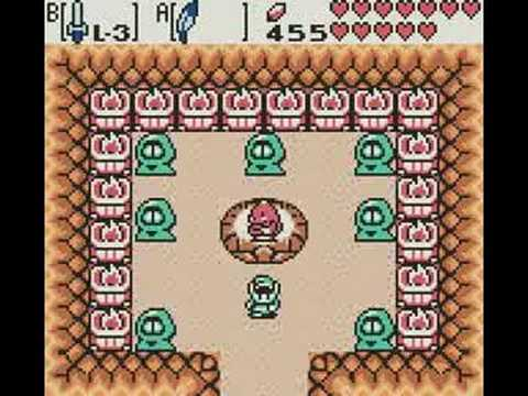 Let's Play Oracle of Ages - 31 - Gorons and Mermaids