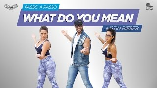 Baixar - Vídeo Aula Tutorial Dance What Do You Mean Cia Daniel Saboya Coreografia Grátis