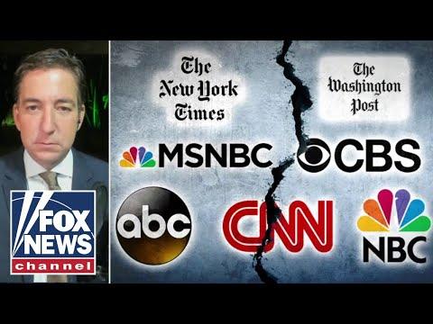 Glenn Greenwald slams the media's 'shameless double standard'