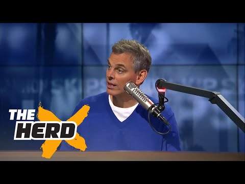 Cowherd: 'Christian Pulisic is the greatest potential player in American history' - 'The Herd'