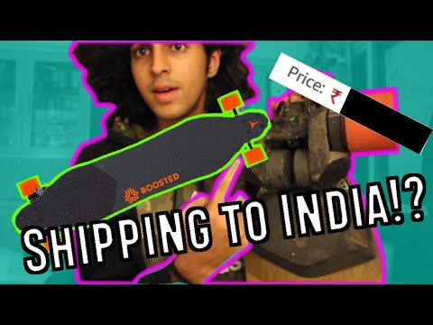 How I got the Boosted Board to India | Jugaad