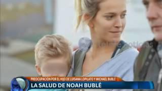El hijo de Luisana Lopilato y Michael Bublé tiene cáncer – Telefe Noticias