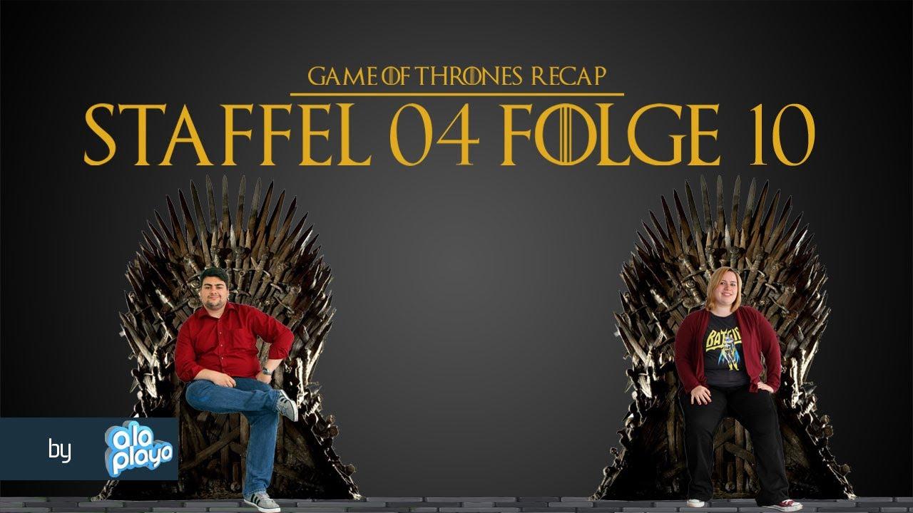 Game Of Thrones Staffel 4 Folge 1
