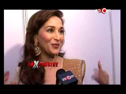 Dedh Ishqiya actress Madhuri Dixit talks...