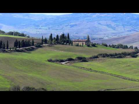 Montalcino & Scenic drives, Italy, 2014