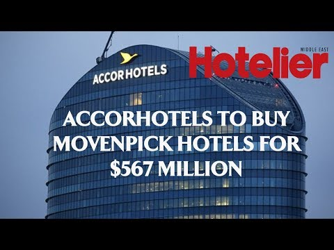 France's AccorHotels To Buy Movenpick Hotels For $567 Million