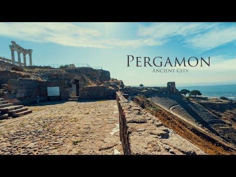 Pergamon Ancient City | Bergama İzmir Turkey