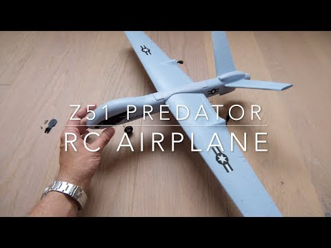 Z51 Predator RC Airplane - RC Groups