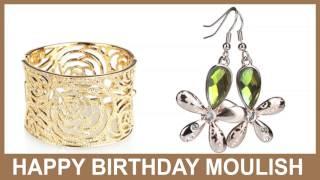 Moulish   Jewelry & Joyas - Happy Birthday