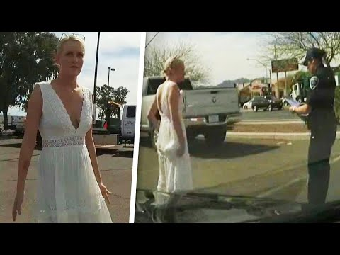 Kramer In The Morning - Was she on the way to her wedding or not? #dui