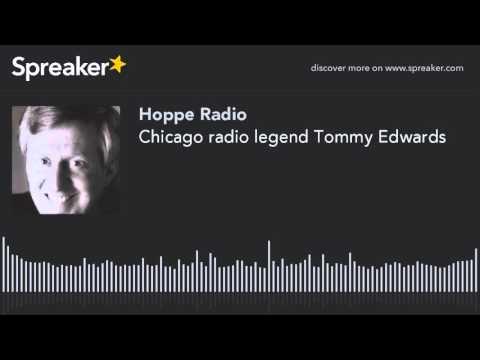 Chicago radio legend Tommy Edwards