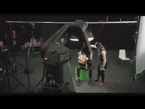 Mr Mark Roberts (MMRC) - BOLT Hi speed Cinebot