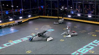 Witch Doctor vs. Nightmare vs. Overhaul - BattleBots