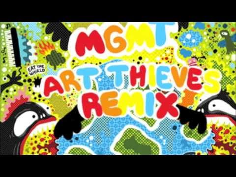 MGMT - Time To Pretend (Art Thieves Bootleg Remix)