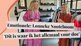 Lonneke Nooteboom over haar heftige WAKE-UP CALL | The Sanny Side Up #1