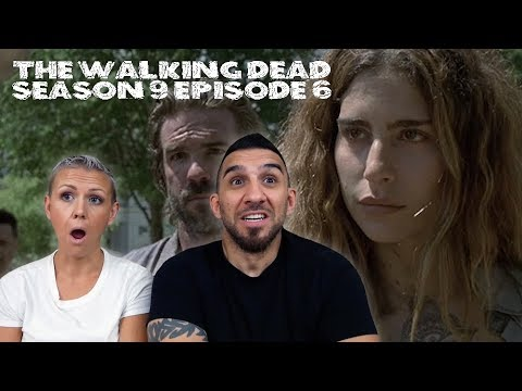 The Walking Dead Season 9 Episode 6 Who Are You Now? REACTION!!