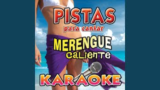 Kulikitaka Ti Pista Karaoke (Merengue)