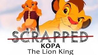SCRAPPED - Kopa the Lion King