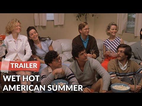 Wet Hot American Summer 2001 Trailer   Janeane Garofalo   David Hyde Pierce
