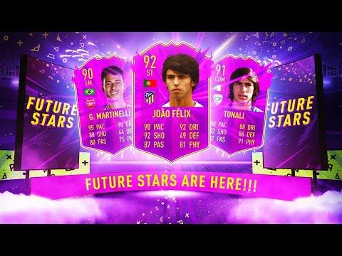 ПОЙМАЛИ 2 ИГРОКОВ FUTURE STARS  | ПОТРАТИЛИ 4 МЛН. МОНЕТ В ФИФА 20