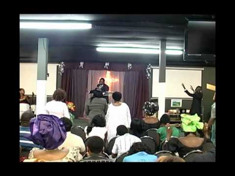 DR SAMSON AYORINDE 2011 WEBIC RALEIGH NC CRUSADE DVD PROMO Travel Video