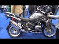 The new BMW R 1200 GS Exclusive (2017)