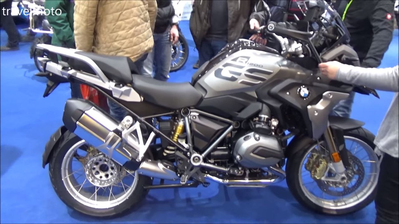 the new bmw r 1200 gs exclusive 2017 youtube. Black Bedroom Furniture Sets. Home Design Ideas