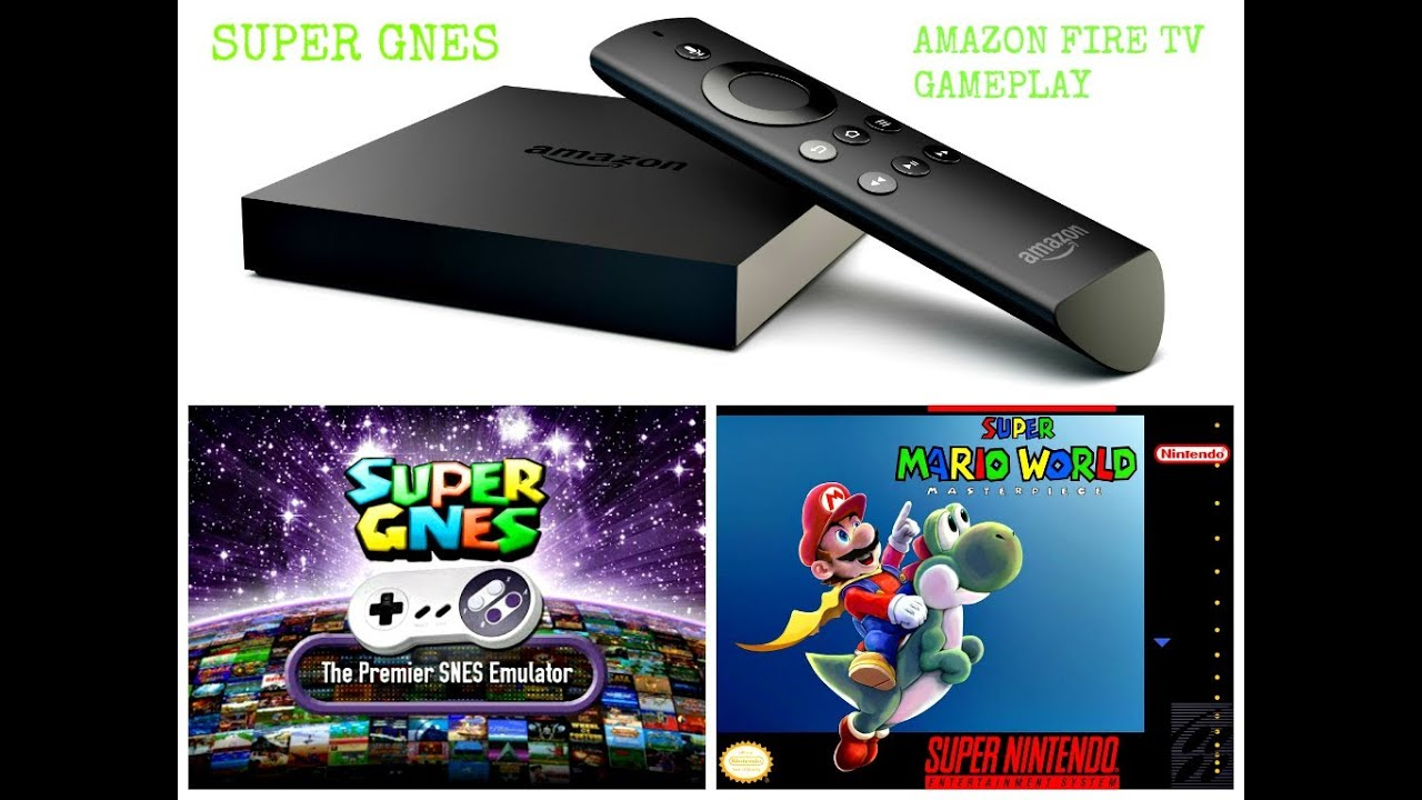 Nintendo Emulator Fire Tv