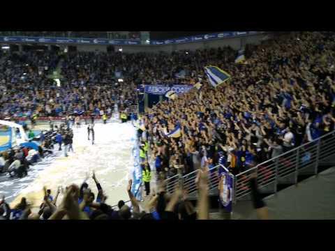 10,000 to rescue Levski Sofia Basket - 15.02.2015 - Arena Armeec