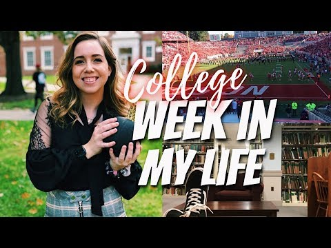 College Week In My Life: Classes, Halloween, NC State Homecoming