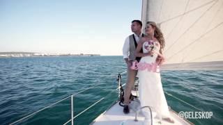 Свадьба на море в Геленджике