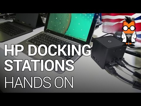 HP docking stations (inc. WiGig)  overview [English]