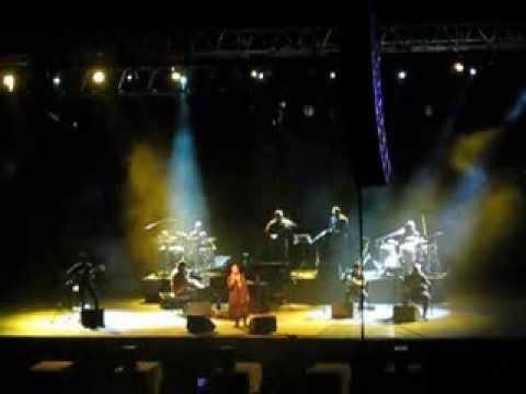 full concert CESARIA EVORA live-Wrocław/Polska 24.11.2009