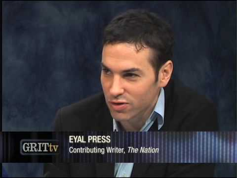 GRITtv: Eyal Press: Will Nonprofits Survive?